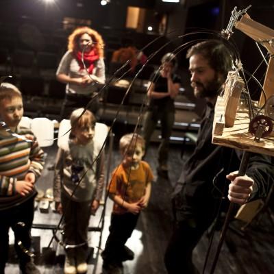 World Theatre Day Dotknij Teatru Lodz
