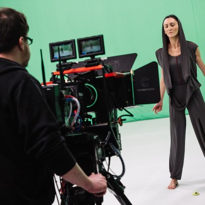 Virtual Reality 3D Music Video